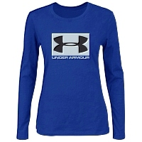 Under Armour T-Shirts Long Sleeved For Women #415628
