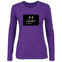 Under Armour T-Shirts Long Sleeved For Women #415662