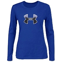 Under Armour T-Shirts Long Sleeved For Women #415696