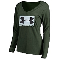 Under Armour T-Shirts Long Sleeved For Women #415705