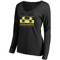 Under Armour T-Shirts Long Sleeved For Women #415716
