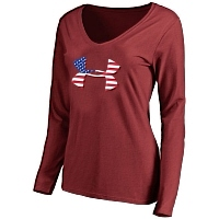 Under Armour T-Shirts Long Sleeved For Women #415735