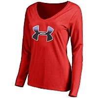 Under Armour T-Shirts Long Sleeved For Women #415763