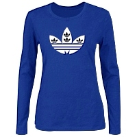Adidas T-Shirts Long Sleeved For Women #415984