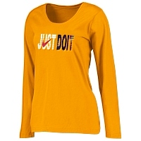 Nike T-Shirts Long Sleeved For Women #416370