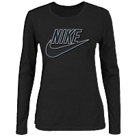 Nike T-Shirts Long Sleeved For Women #416691