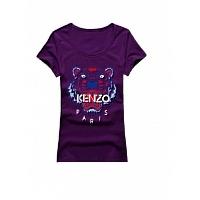 Kenzo T-Shirts Short Sleeved For Women #417000