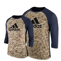 Adidas T-Shirts Middle Sleeved For Men #417306