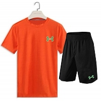 Under Armour Tracksuits Short Sleeved For Men #417392