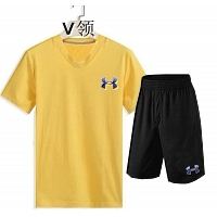 Under Armour Tracksuits Short Sleeved For Men #417443
