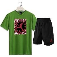Jordan Tracksuits Short Sleeved For Men #418416