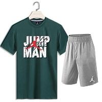 Jordan Tracksuits Short Sleeved For Men #418532