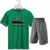 Jordan Tracksuits Short Sleeved For Men #418552
