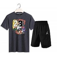 Jordan Tracksuits Short Sleeved For Men #418585