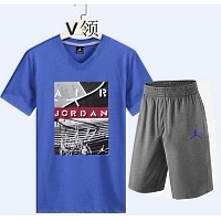 Jordan Tracksuits Short Sleeved For Men #418884