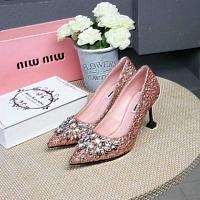MIU MIU Hight-Heeled Shoes For Women #419330