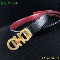 Ferragamo Salvatore AAA Quality Automatic Buckle Belts For Men #419559