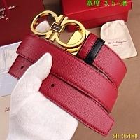 Ferragamo Salvatore AAA Quality Belts For Men #419582