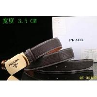 Prada AAA Quality Belts For Men #419618