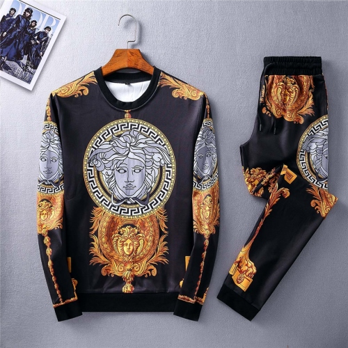 Versace Tracksuits Long Sleeved For Men #420891