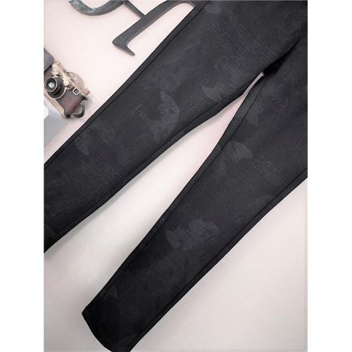 Cheap Armani Pants For Men #421392 Replica Wholesale [$52.00 USD] [W-421392] on Replica Armani Pants