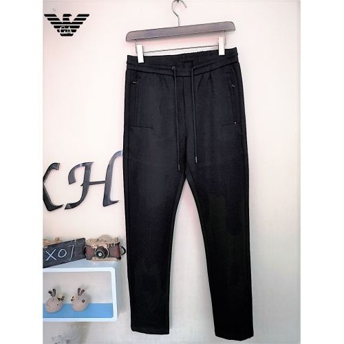Cheap Armani Pants For Men #421393 Replica Wholesale [$52.00 USD] [W-421393] on Replica Armani Pants