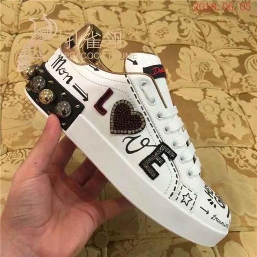 Dolce&Gabbana D&G Shoes For Women #421513