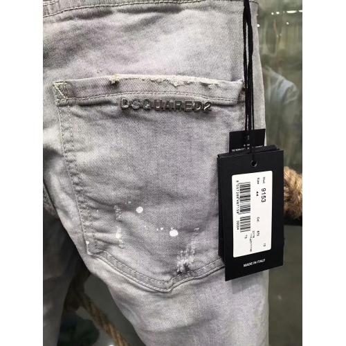 Cheap Dsquared Jeans For Men #422531 Replica Wholesale [$64.00 USD] [W-422531] on Replica Dsquared Jeans