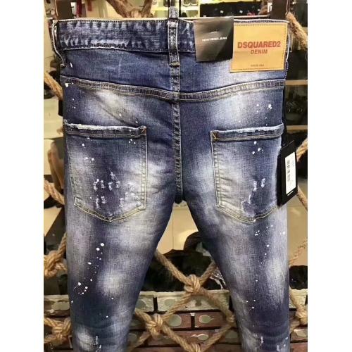 Cheap Dsquared Jeans For Men #422533 Replica Wholesale [$64.00 USD] [W-422533] on Replica Dsquared Jeans