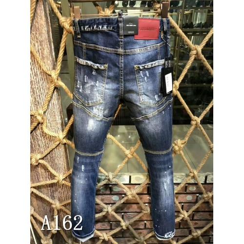 Cheap Dsquared Jeans For Men #422561 Replica Wholesale [$64.00 USD] [W-422561] on Replica Dsquared Jeans