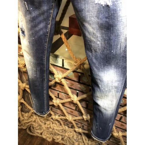 Cheap Dsquared Jeans For Men #422912 Replica Wholesale [$64.00 USD] [W-422912] on Replica Dsquared Jeans