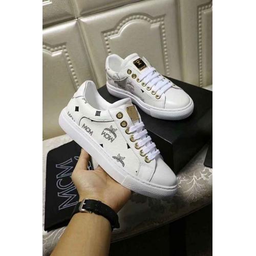Cheap MCM Shoes For Women #423864 Replica Wholesale [$80.00 USD] [W-423864] on Replica MCM Shoes