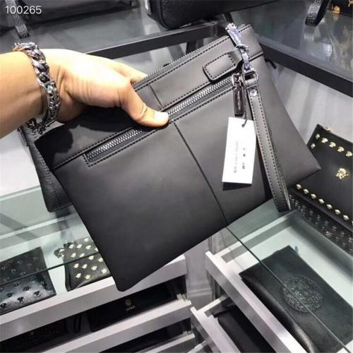 Cheap Versace AAA Quality Wallets For Men #430071 Replica Wholesale [$65.00 USD] [W-430071] on Replica Versace AAA Man Wallets