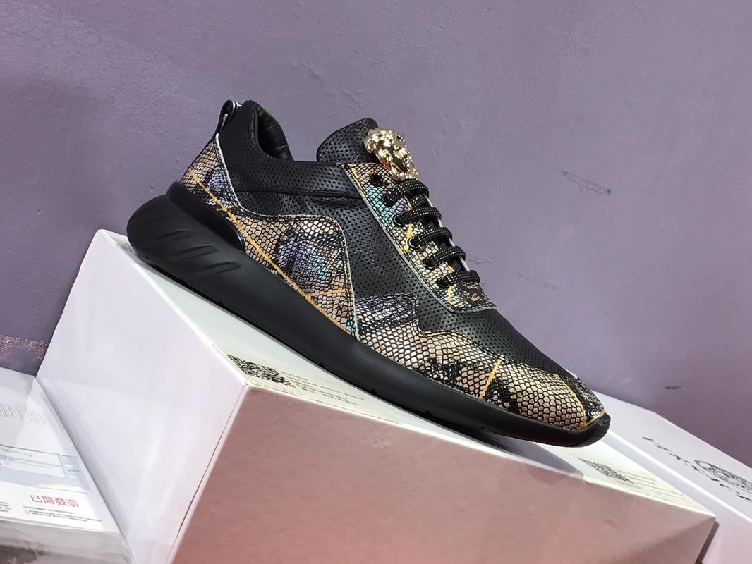new concept 52b41 bd559 Versace Shoes For Men #420221