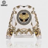 Versace Hoodies Long Sleeved For Men #420741
