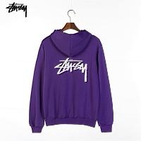 Stussy Hoodies Long Sleeved For Men #420774