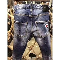 Cheap Dsquared Jeans For Men #422532 Replica Wholesale [$64.00 USD] [W-422532] on Replica Dsquared Jeans