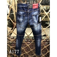 Cheap Dsquared Jeans For Men #422565 Replica Wholesale [$64.00 USD] [W-422565] on Replica Dsquared Jeans