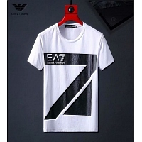 Armani T-Shirts Short Sleeved For Men #422667