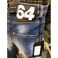 Cheap Dsquared Jeans For Men #422916 Replica Wholesale [$64.00 USD] [W-422916] on Replica Dsquared Jeans