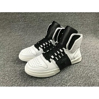 Versace High Tops Shoes For Men #423403