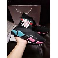 Balenciaga High Tops Shoes For Women #423452