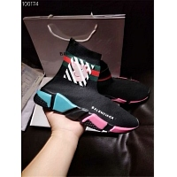 Balenciaga High Tops Shoes For Kids #423454