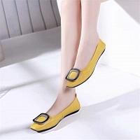 Roger Vivier Flat Shoes For Women #423543