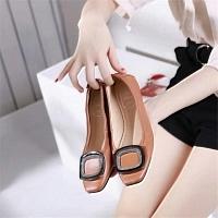 Roger Vivier Flat Shoes For Women #423547