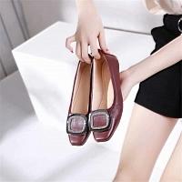 Roger Vivier Flat Shoes For Women #423549
