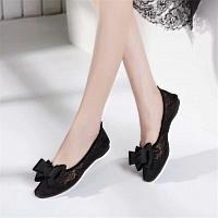 Ferragamo Salvatore Flat Shoes For Women #423557