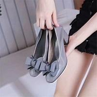 Ferragamo Salvatore High-Heeled Shoes For Women #423569