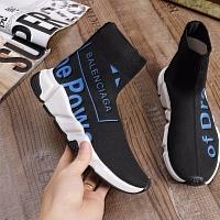 Balenciaga High Tops Shoes For Men #423937