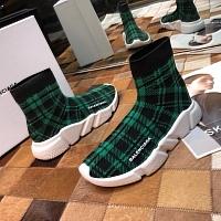 Balenciaga High Tops Shoes For Women #423947